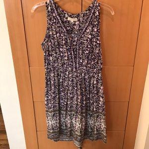 Rebecca Taylor boho chic sleeveless dress 6